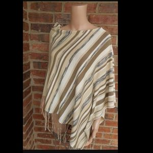 J.Jill poncho shawl